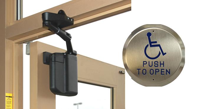 handicap door operatos